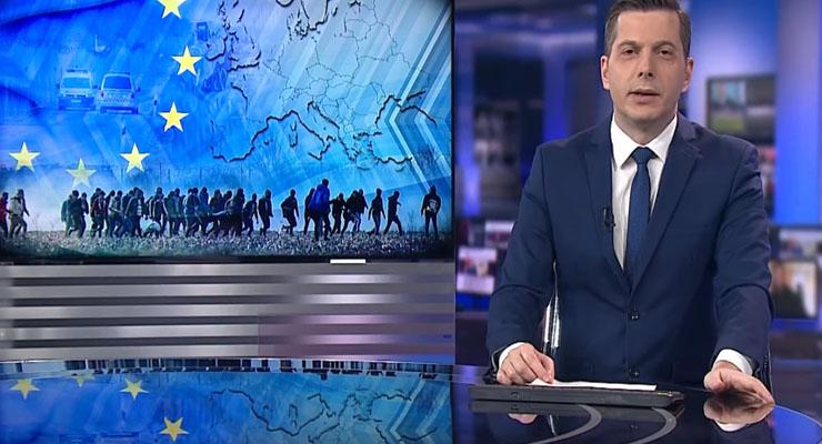 Már zajlik a háború a görög határon: súlyos összecsapások, európa ostroma zajlik?
