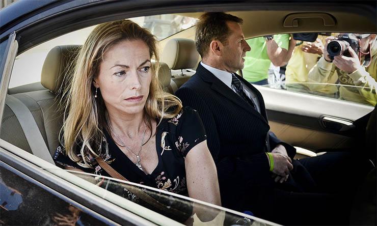 kanapé angolul ~ madeleine mccann eltűnése  a szülőkhöz vezetnek a szálak?