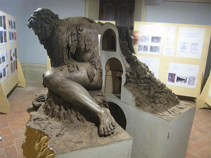 szobor-belso-modell
