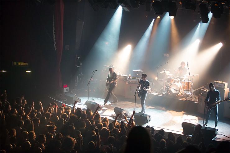 Eagles of Death koncertjén támadtak a terroristák, a titokzatos videóban elhangzik az együttes neve Fotó: AFP