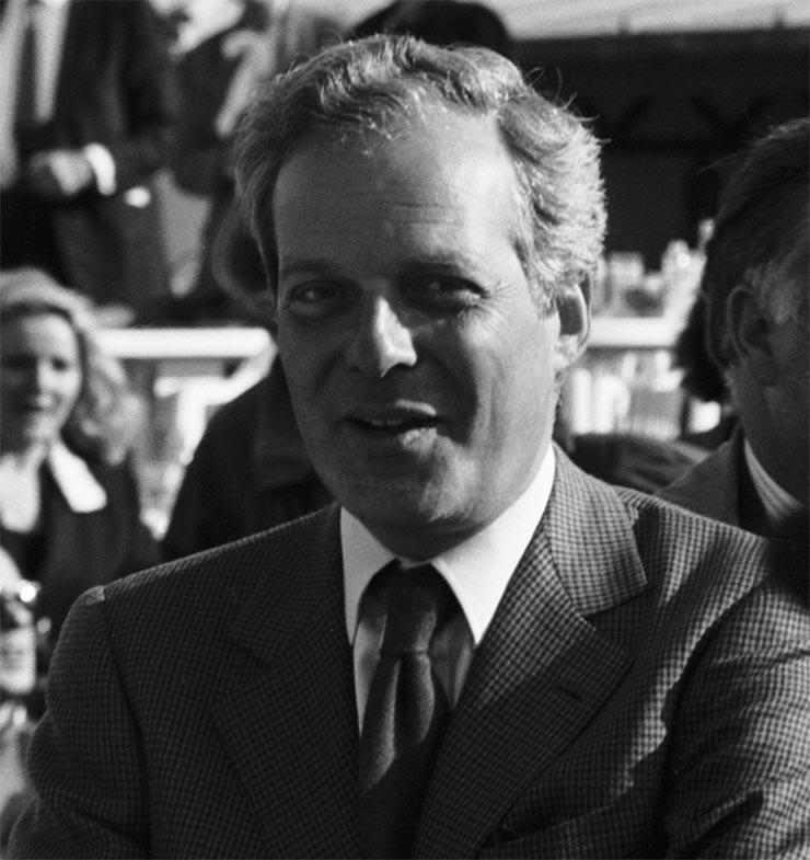 Báró David de Rothschild. A Rothschild családot az összeesküvés-elméletek hívei az illuminátusok egyik legbefolyásosabb családjának vélik
