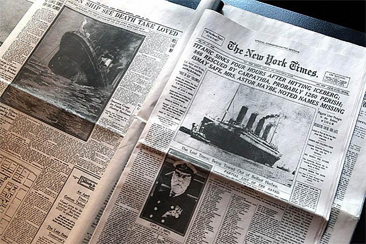 titanic-ujsagcikkek