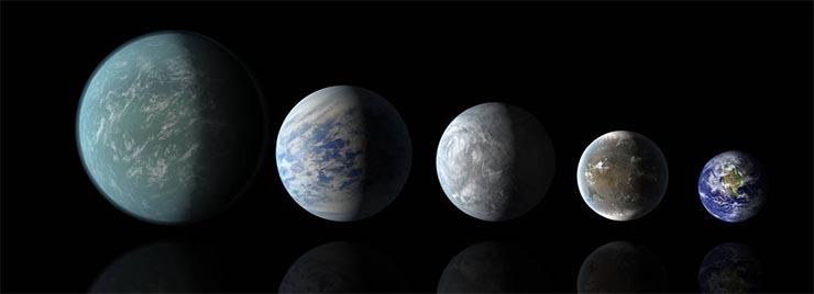 Lakható bolygók: a Földet talán már más civilizációk is észrevették.