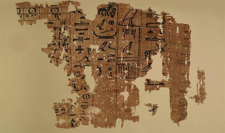 egyiptomi-papirusz